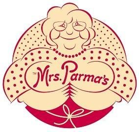Image result for mrs parmas logo